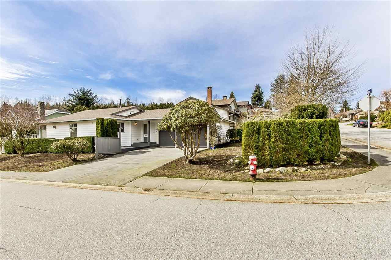 """Main Photo: 2541 WILDING Way in North Vancouver: Tempe House for sale in """"TEMPE HEIGHTS"""" : MLS®# R2148081"""
