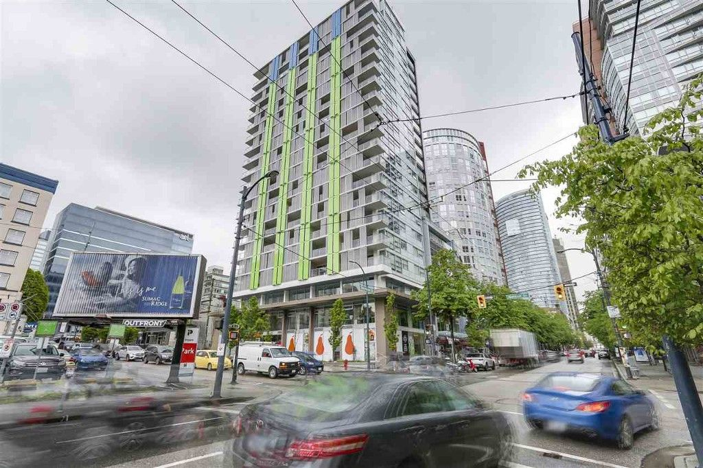 Main Photo: 1505 999 Seymour st in Vancouver: Downtown VW Condo for sale (Vancouver West)  : MLS®# R2167126