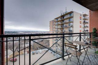 Photo 15: 706 9020 JASPER Avenue in Edmonton: Zone 13 Condo for sale : MLS®# E4231651