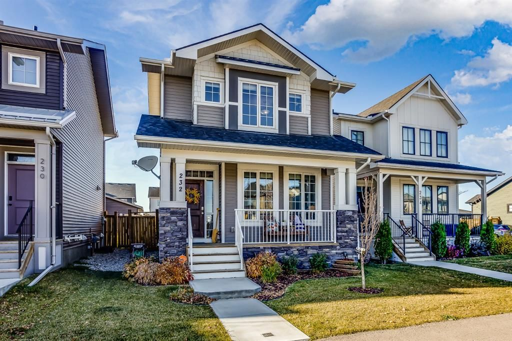Main Photo: 232 Vista Drive: Crossfield Detached for sale : MLS®# A1153089