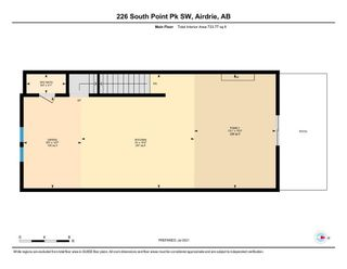 Photo 37: 226 South Point Park SW: Airdrie Row/Townhouse for sale : MLS®# A1132390