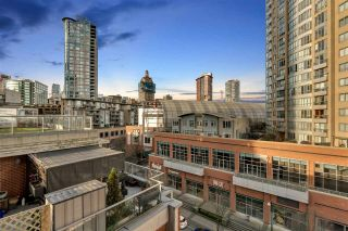 """Photo 17: 806 58 KEEFER Place in Vancouver: Downtown VW Condo for sale in """"Firenze"""" (Vancouver West)  : MLS®# R2552161"""
