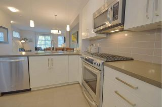 Photo 3: 23 3431 GALLOWAY Avenue in Coquitlam: Burke Mountain Townhouse for sale : MLS®# R2206605