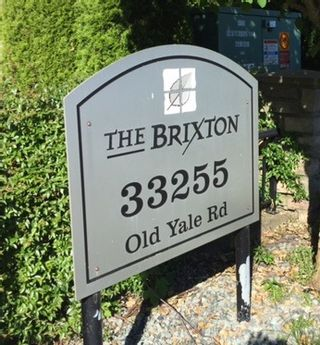 "Photo 2: 405 33255 OLD YALE Road in Abbotsford: Central Abbotsford Condo for sale in ""BRIXTON"" : MLS®# R2167859"