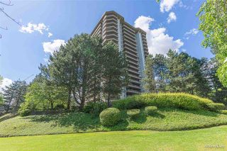 """Main Photo: 1606 2041 BELLWOOD Avenue in Burnaby: Brentwood Park Condo for sale in """"ANOLA"""" (Burnaby North)  : MLS®# R2592105"""