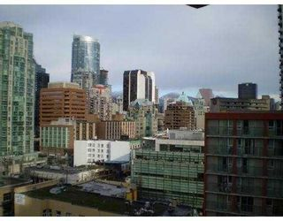 """Photo 2: 1408 1255 SEYMOUR Street in Vancouver: Downtown VW Condo for sale in """"ELAN"""" (Vancouver West)  : MLS®# V692372"""