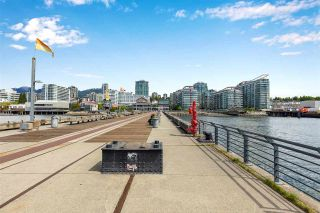 """Photo 13: 311 175 VICTORY SHIP Way in North Vancouver: Lower Lonsdale Condo for sale in """"CASCADE AT THE PIER"""" : MLS®# R2575296"""