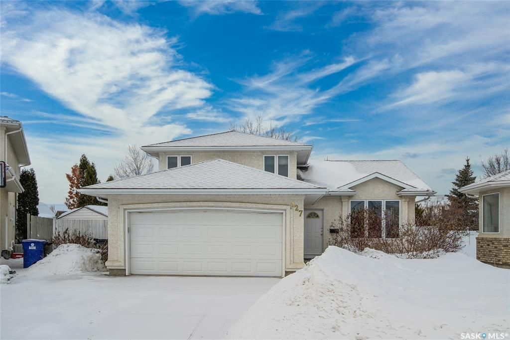 Main Photo: 427 Briarvale Court in Saskatoon: Briarwood Residential for sale : MLS®# SK842711