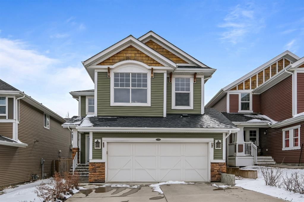 Main Photo: 445 River Heights Drive: Cochrane Detached for sale : MLS®# A1097155