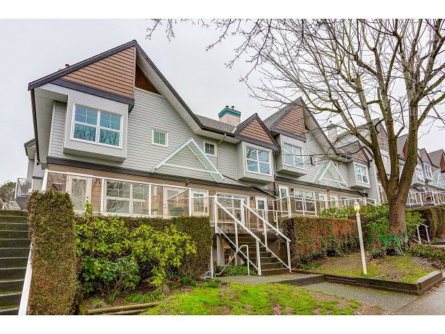 Main Photo: 203 3787 PENDER Street in Burnaby: Willingdon Heights Townhouse for sale (Burnaby North)  : MLS®# R2030764