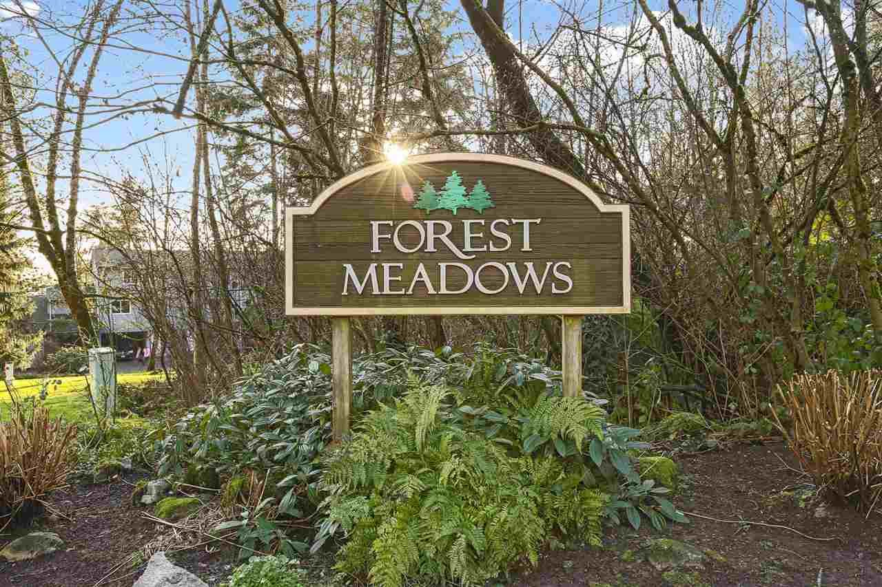 """Main Photo: 8232 ELKWOOD Place in Burnaby: Forest Hills BN Townhouse for sale in """"FOREST MEADOWS"""" (Burnaby North)  : MLS®# R2530254"""
