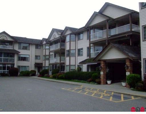 """Main Photo: 207 32145 OLD YALE Road in Abbotsford: Abbotsford West Condo for sale in """"CYPRESS PARK"""" : MLS®# F2832457"""