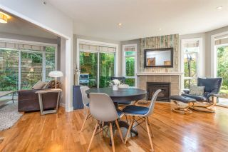 """Photo 3: 117 3600 WINDCREST Drive in North Vancouver: Roche Point Townhouse for sale in """"Windsong at Ravenwoods"""" : MLS®# R2481637"""