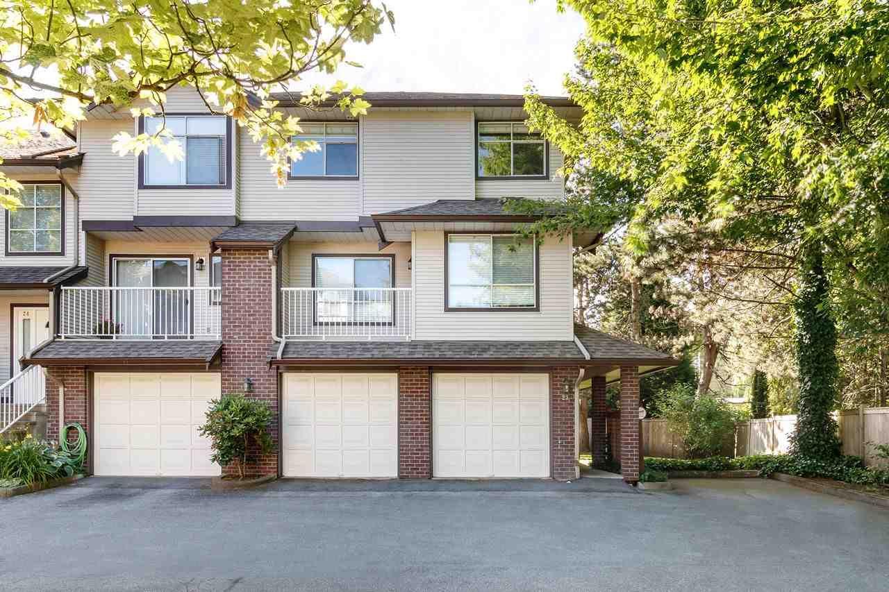 "Main Photo: 23 2450 LOBB Avenue in Port Coquitlam: Mary Hill Townhouse for sale in ""SOUTHSIDE"" : MLS®# R2469054"
