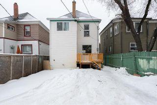 Photo 24: 408 Andrews Street in Winnipeg: Sinclair Park Residential for sale (4C)  : MLS®# 202102092