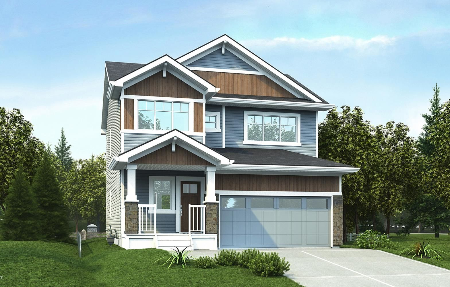 Main Photo: 10 AUTUMNWOOD Crescent: Spruce Grove House for sale : MLS®# E4263704