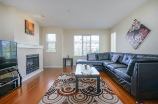 """Photo 1: 80 20875 80 Avenue in Langley: Willoughby Heights Townhouse for sale in """"PEPPERWOOD"""" : MLS®# R2373406"""