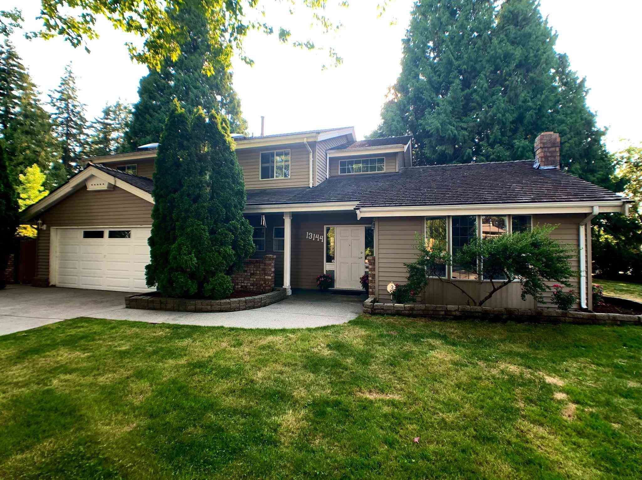 Main Photo: 13144 62A Avenue in Surrey: Panorama Ridge House for sale : MLS®# R2606925
