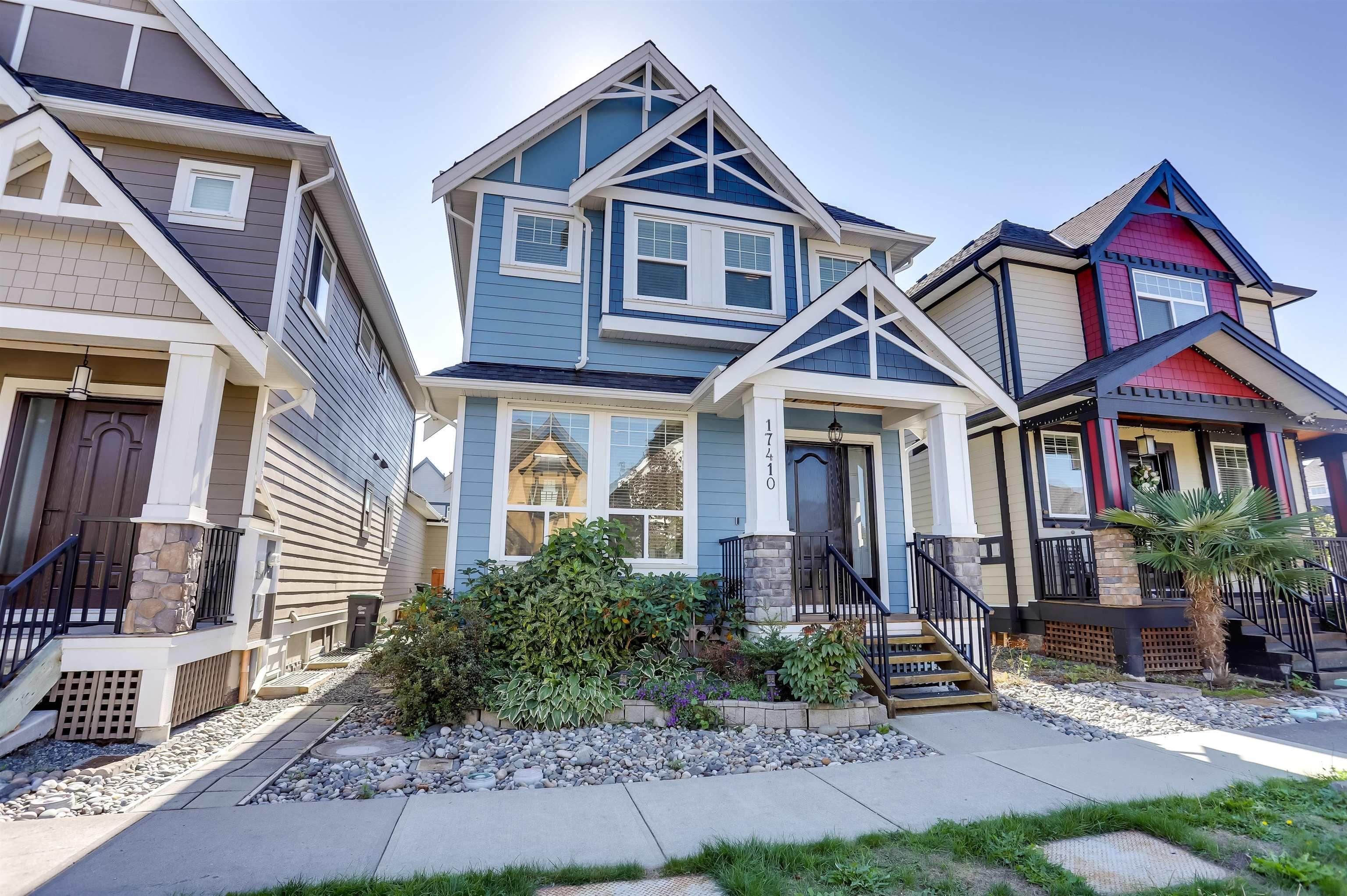 Main Photo: 17410 2B Avenue in Surrey: Pacific Douglas House for sale (South Surrey White Rock)  : MLS®# R2621126