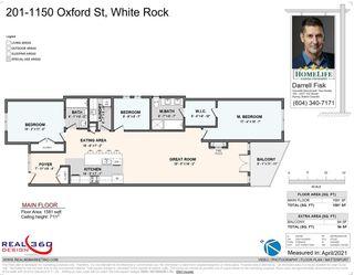"Photo 38: 201 1150 OXFORD Street: White Rock Condo for sale in ""Newport The Villas at Westbeach"" (South Surrey White Rock)  : MLS®# R2564919"