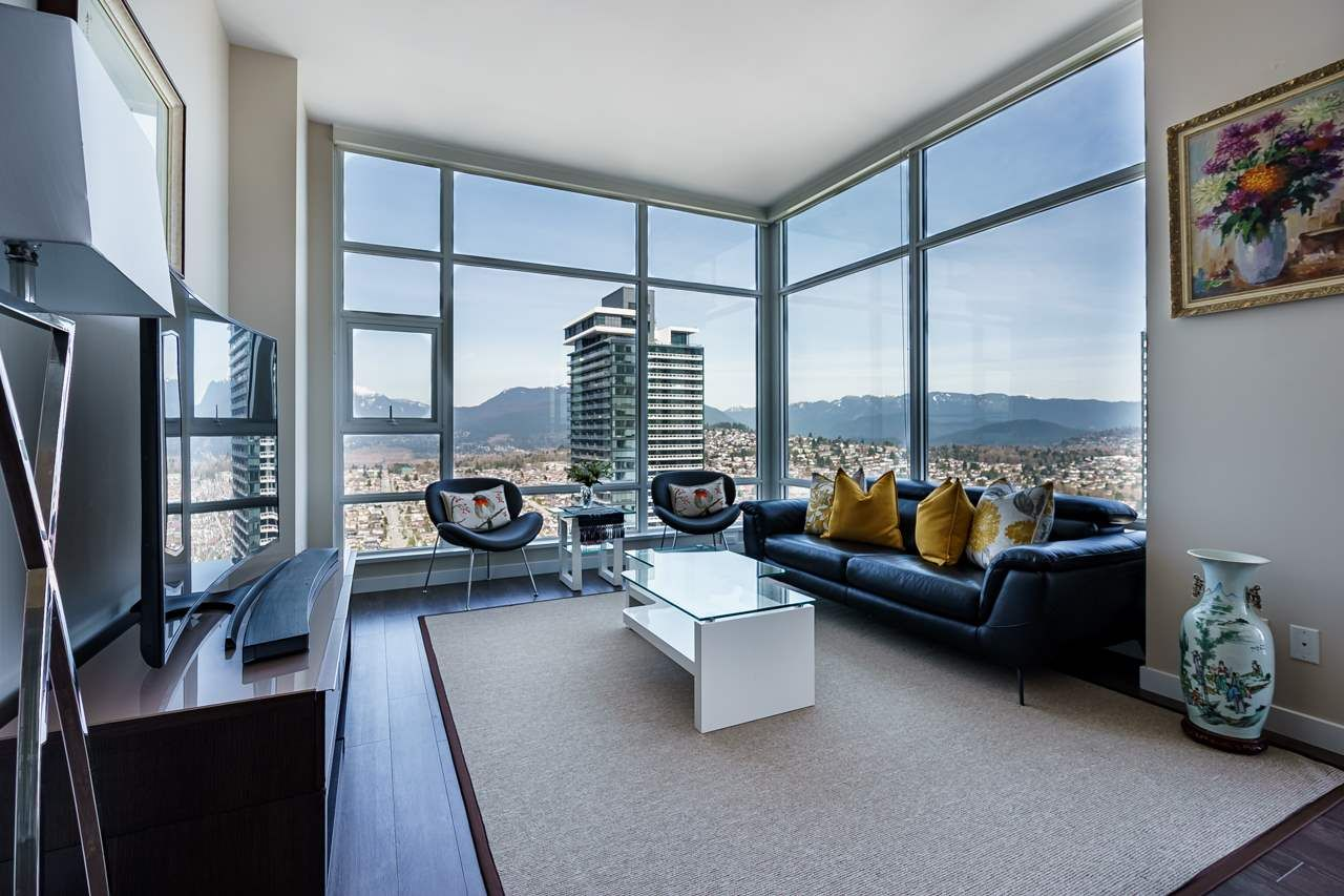 """Main Photo: 4703 4485 SKYLINE Drive in Burnaby: Brentwood Park Condo for sale in """"ALTUS - SOLO DISTRICT"""" (Burnaby North)  : MLS®# R2559586"""