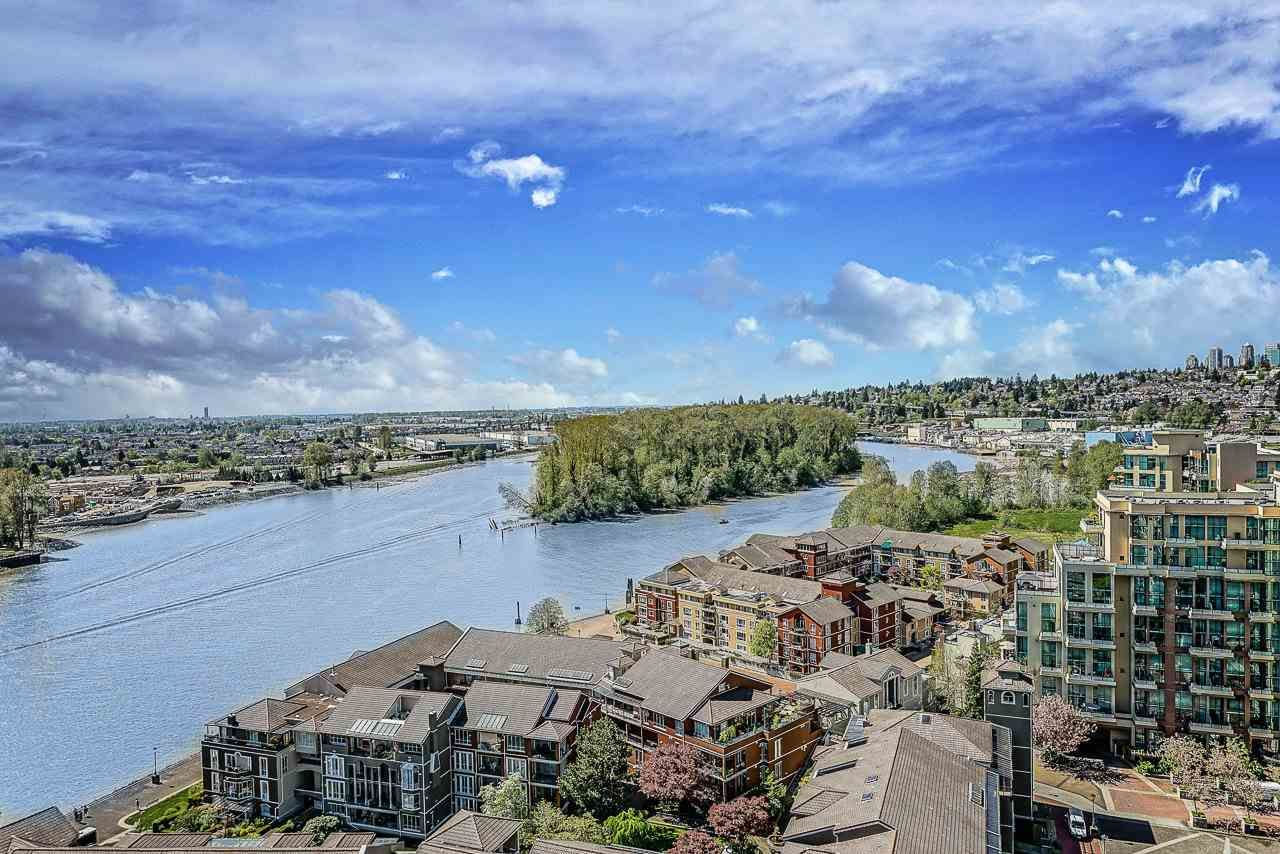 "Main Photo: 2108 10 LAGUNA Court in New Westminster: Quay Condo for sale in ""Laguna Landing"" : MLS®# R2569097"