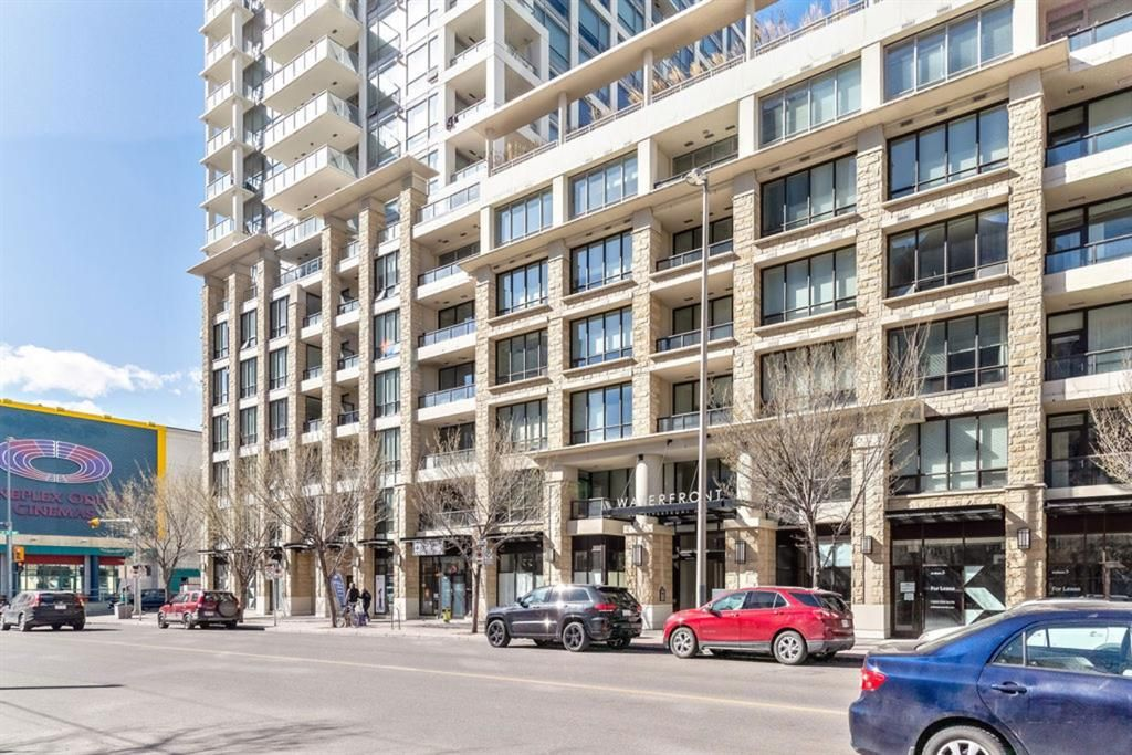 Main Photo: 620 222 RIVERFRONT Avenue SW in Calgary: Chinatown Apartment for sale : MLS®# A1098692