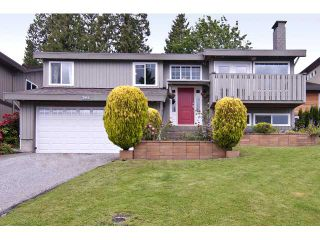 Photo 1: 2541 ASHURST Avenue in Coquitlam: Coquitlam East House for sale : MLS®# V834910