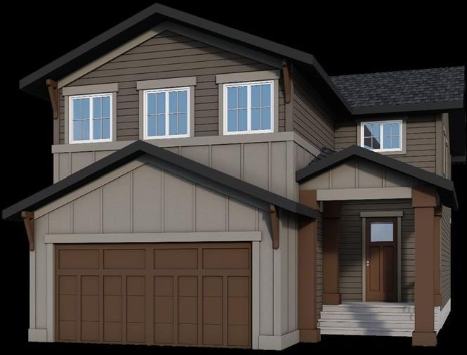 Main Photo: 215 Grayling Common in Rural Rocky View County: Rural Rocky View MD Detached for sale : MLS®# A1010631