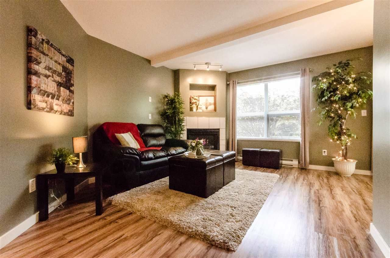 """Main Photo: 105 2437 WELCHER Avenue in Port Coquitlam: Central Pt Coquitlam Condo for sale in """"STIRLING CLASSIC"""" : MLS®# R2121168"""