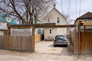 Photo 25: 418 McGee Street in Winnipeg: West End Residential for sale (5A)  : MLS®# 202109645
