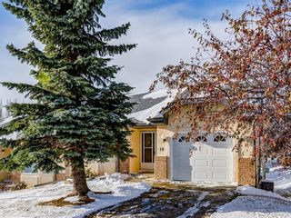 Photo 1: 19 Edenwold Green NW in Calgary: Edgemont Semi Detached for sale : MLS®# A1048156