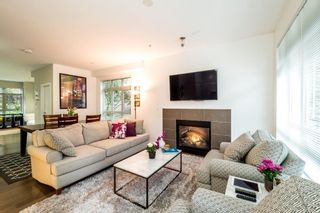 """Photo 5: 3340 MT SEYMOUR Parkway in North Vancouver: Northlands Townhouse for sale in """"NORTHLANDS TERRACE"""" : MLS®# R2150041"""