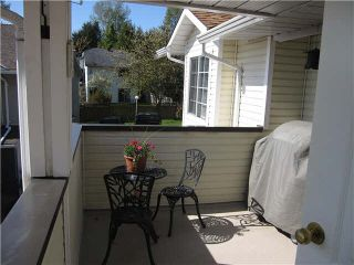 """Photo 17: 216 22515 116TH Avenue in Maple Ridge: East Central Townhouse for sale in """"FRASERVIEW VILLAGE"""" : MLS®# V1127556"""