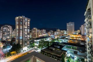 """Photo 4: 1407 1320 CHESTERFIELD Avenue in North Vancouver: Central Lonsdale Condo for sale in """"THE VISTA"""" : MLS®# R2108506"""