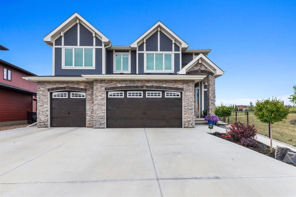 Main Photo: 134 Ranch Road: Okotoks Detached for sale : MLS®# A1137794