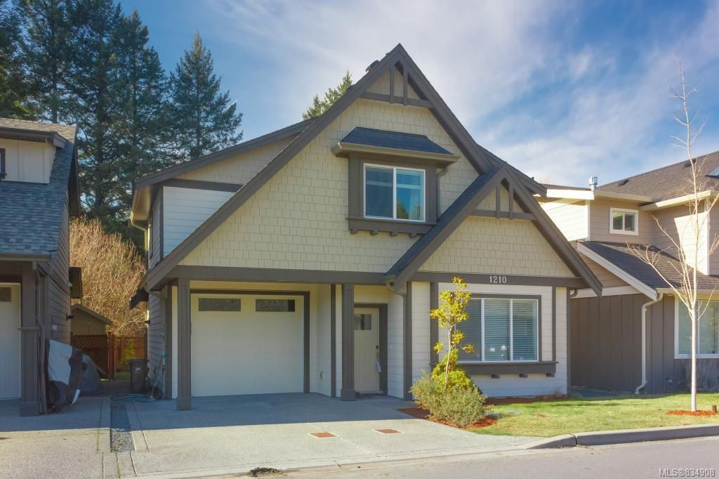 Main Photo: 1210 McLeod Pl in Langford: La Happy Valley House for sale : MLS®# 834908