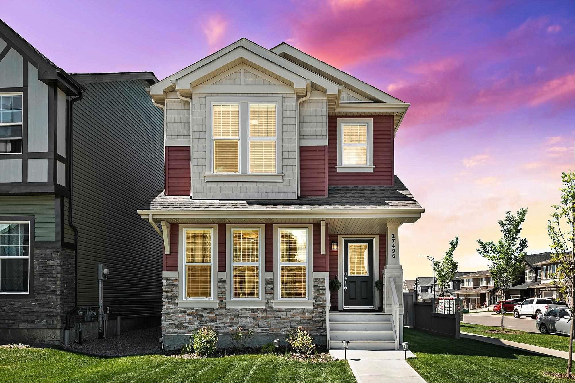 Main Photo: 17496 77 Street in Edmonton: Zone 28 House for sale : MLS®# E4248254