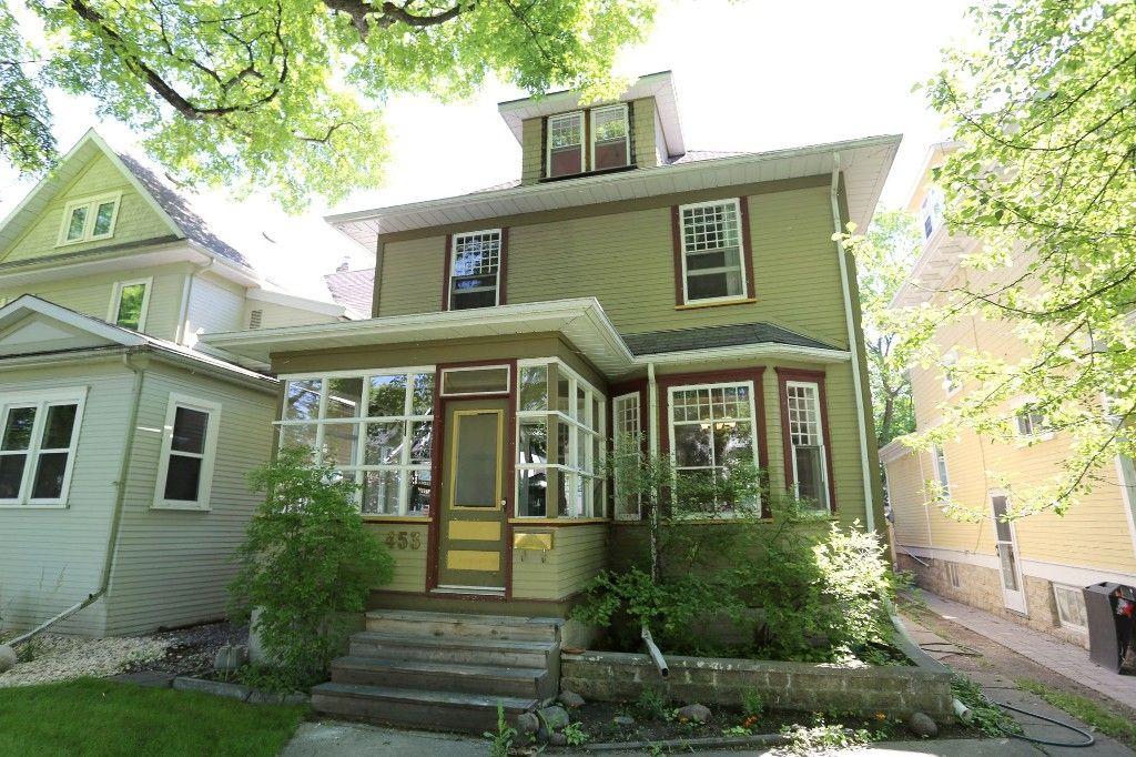 Photo 29: Photos: 453 Greenwood Place in Winnipeg: Wolseley Single Family Detached for sale (West Winnipeg)  : MLS®# 1516914