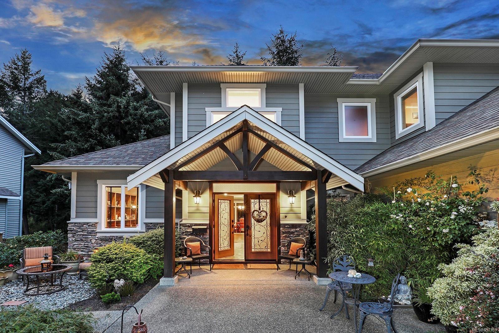 Photo 40: Photos: 1516 Highridge Dr in : CV Comox (Town of) House for sale (Comox Valley)  : MLS®# 857765