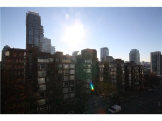 Photo 14: 806 1009 HARWOOD Street in Vancouver: West End VW Condo for sale (Vancouver West)  : MLS®# V1094070