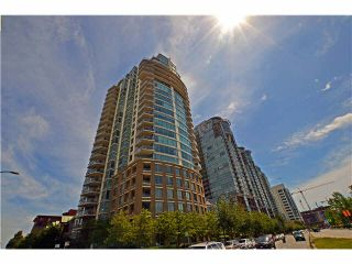 Photo 7: 1406 120 MILROSS Avenue in Vancouver: Mount Pleasant VE Condo for sale (Vancouver East)  : MLS®# V1082902