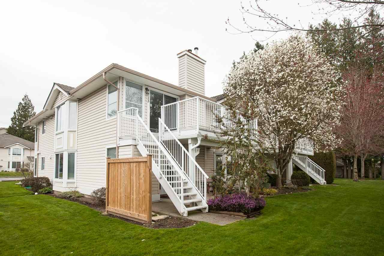 """Photo 19: Photos: 213 16031 82 Avenue in Surrey: Fleetwood Tynehead Townhouse for sale in """"SPRINGFIELD"""" : MLS®# R2450927"""