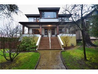 Photo 1: 229 3RD Avenue in New Westminster: Queens Park House for sale : MLS®# V992761