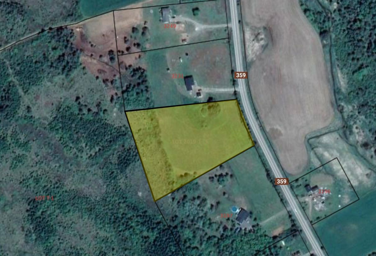 Main Photo: Lot 2019-1 Highway 359 in Halls Harbour: 404-Kings County Vacant Land for sale (Annapolis Valley)  : MLS®# 202108612