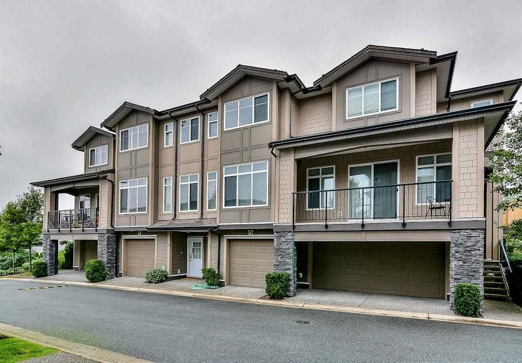 "Main Photo: 24 22865 TELOSKY Avenue in Maple Ridge: East Central Townhouse for sale in ""WINDSONG"" : MLS®# R2099659"