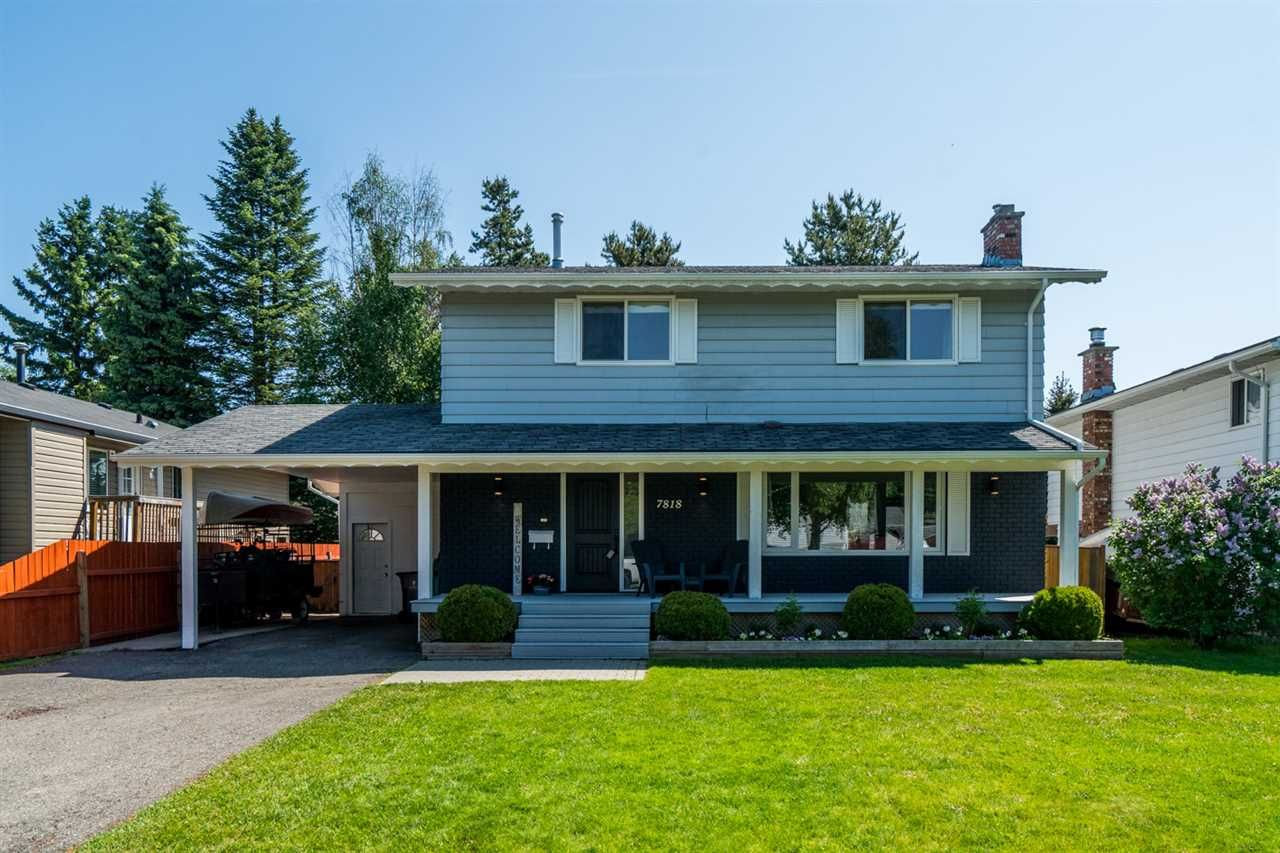Main Photo: 7818 REGIS Place in Prince George: Lower College House for sale (PG City South (Zone 74))  : MLS®# R2375010