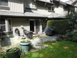"""Photo 18: 44 1550 LARKHALL Crescent in North Vancouver: Northlands Townhouse for sale in """"Nahanee Woods"""" : MLS®# V1057565"""