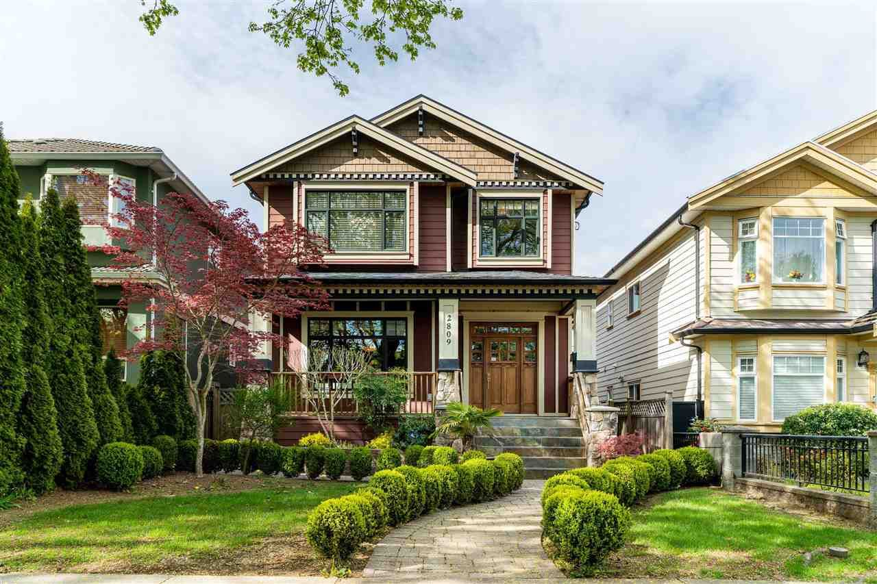 Main Photo: 2809 W 15TH Avenue in Vancouver: Kitsilano House for sale (Vancouver West)  : MLS®# R2597442