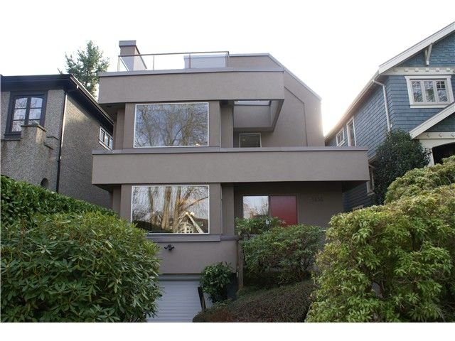 Main Photo: 3836 W 15TH Avenue in Vancouver: Point Grey House for sale (Vancouver West)  : MLS®# V1037659